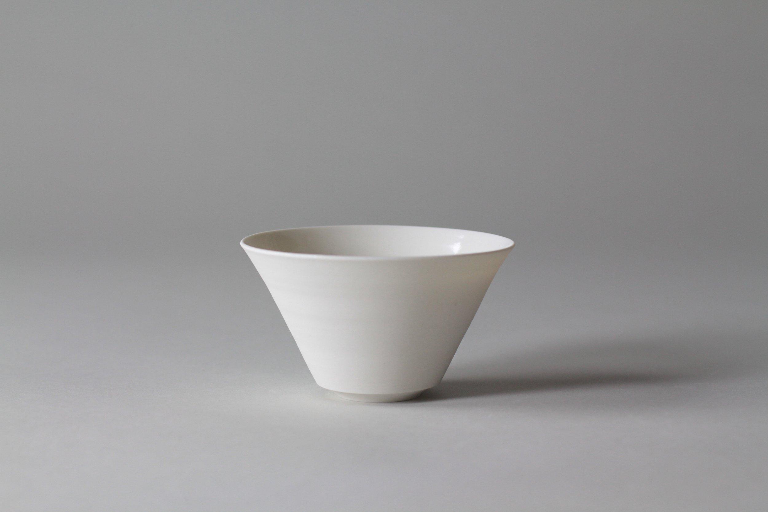 Ceramic tableware bowl by Lilith Rockett, Portland, Oregon