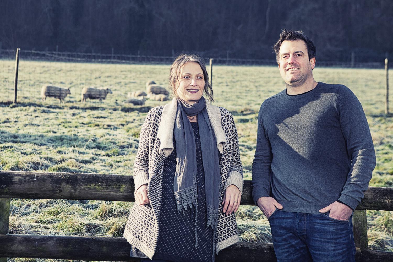 Anna and Matt @ Speckled-wood