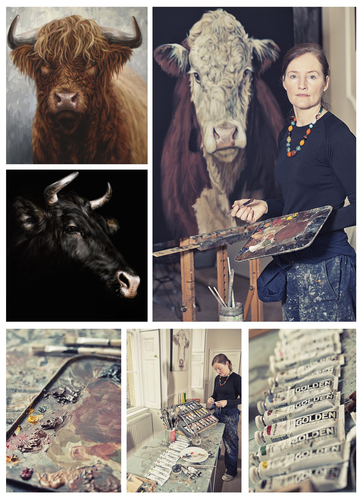 Joanne Cope, Artist