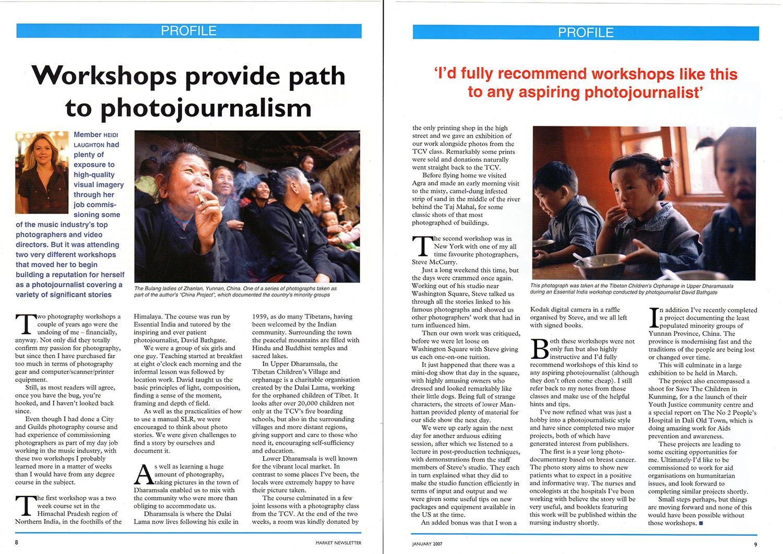 British Journal of Photojournalism