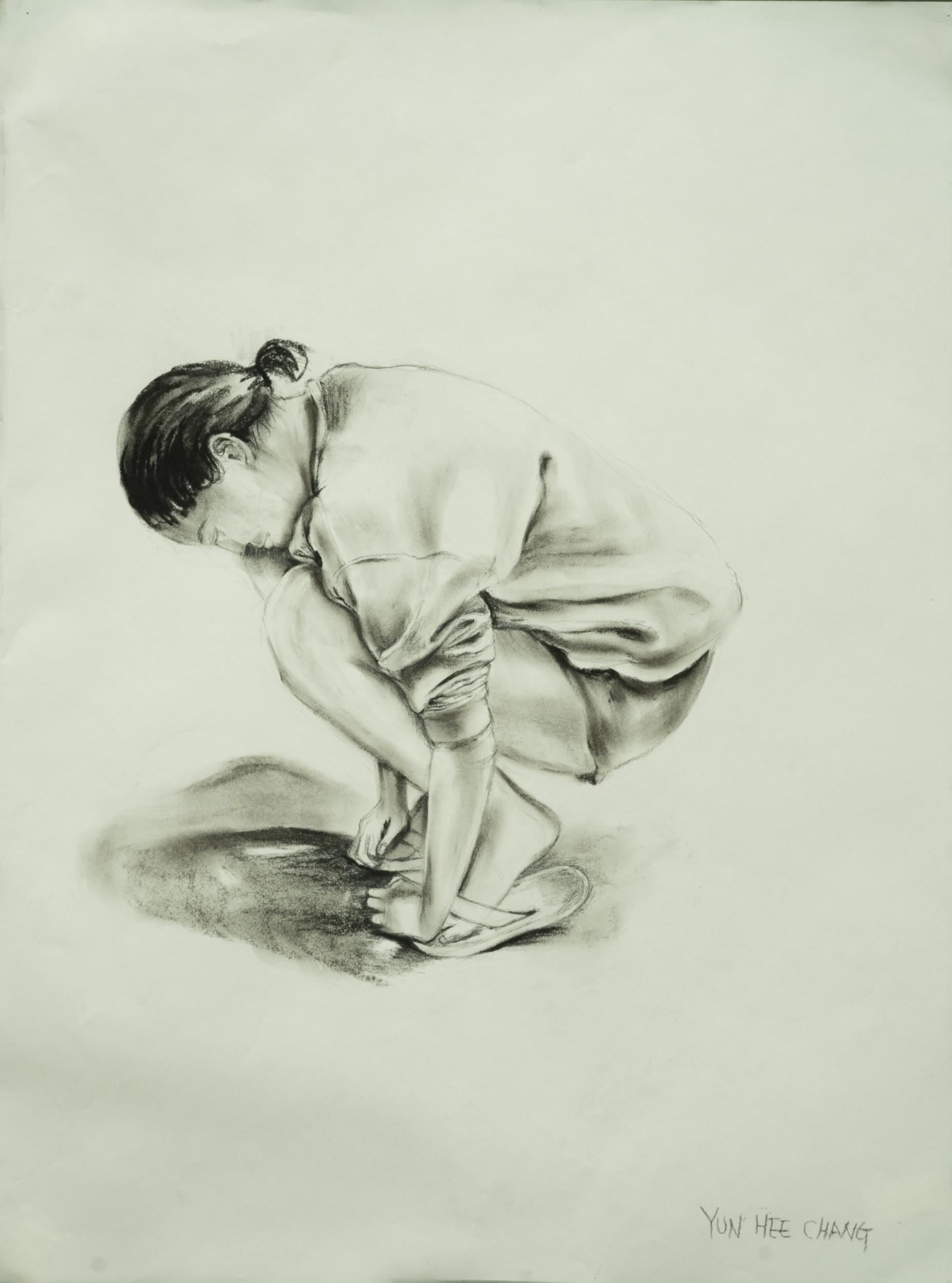 A Pose