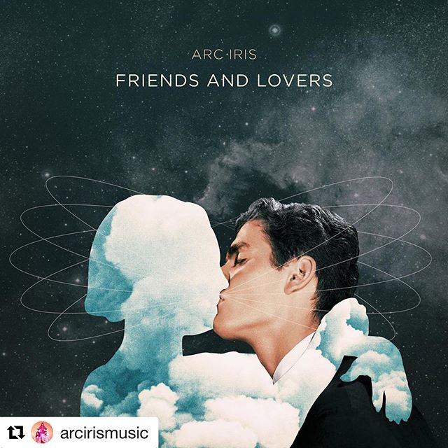 #Repost @arcirismusic ・・・ SURPRISE! New EP 'Friends and Lovers' is out NOW @badabingrecords! It includes delightfully twisted re-imaginations of #ledzeppelin #eltonjohn #leonardcohen songs + an original collaboration with @_gennarose_ Mixed by the masterful @djamesgoodwin. Album artwork by @julienpacaud. Link in bio /// We're only playing a couple shows this summer and our next one is fast approaching - July 5th @woodstocksessions. RSVP now!
