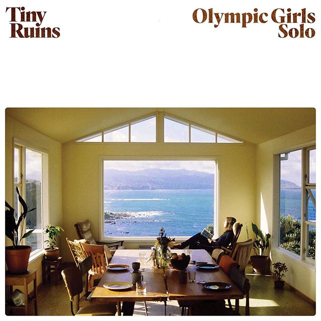 """Tiny Ruins acoustic version of Olympic Girls! Out Sept 27th! Hear first single """"One Million Flowers"""" whenever you like!"""