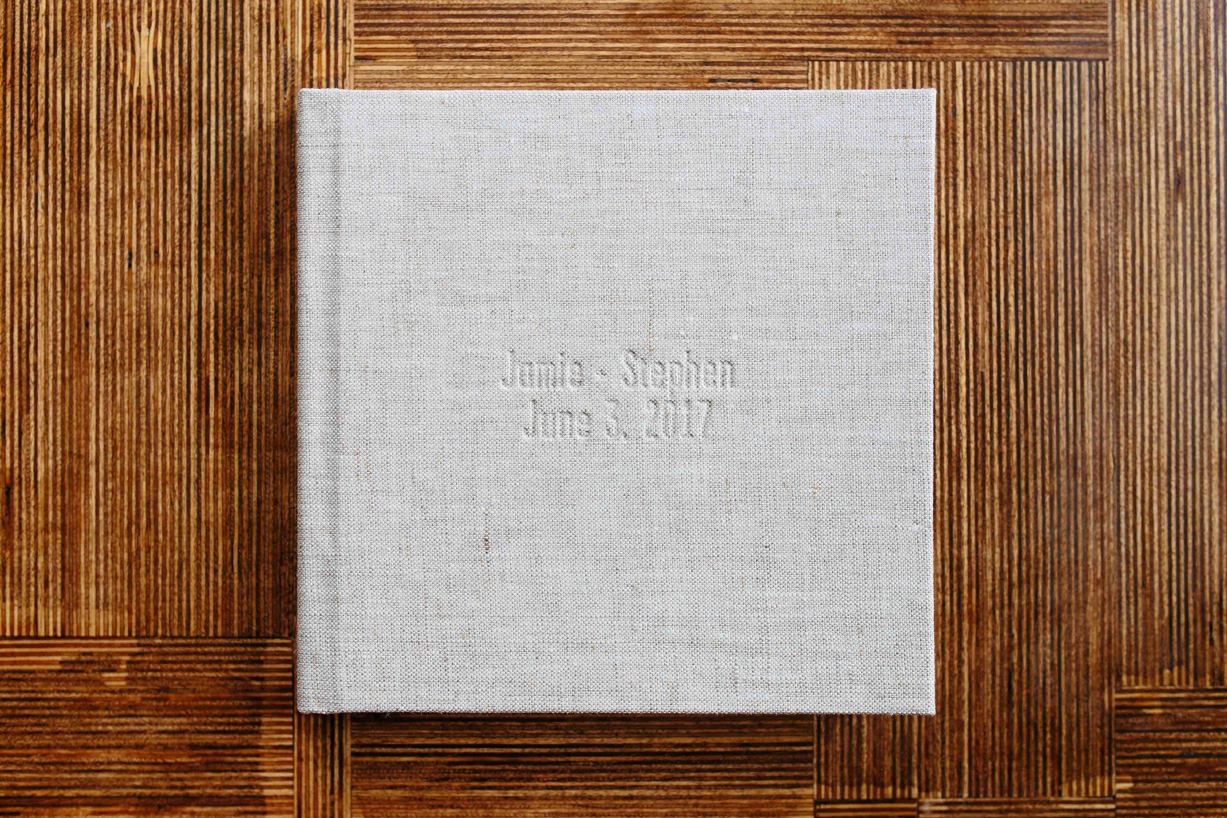 Ashleigh Laureen Photography Journalistic Wedding in New Hampshire, Signature Keepsake Heirloom Album