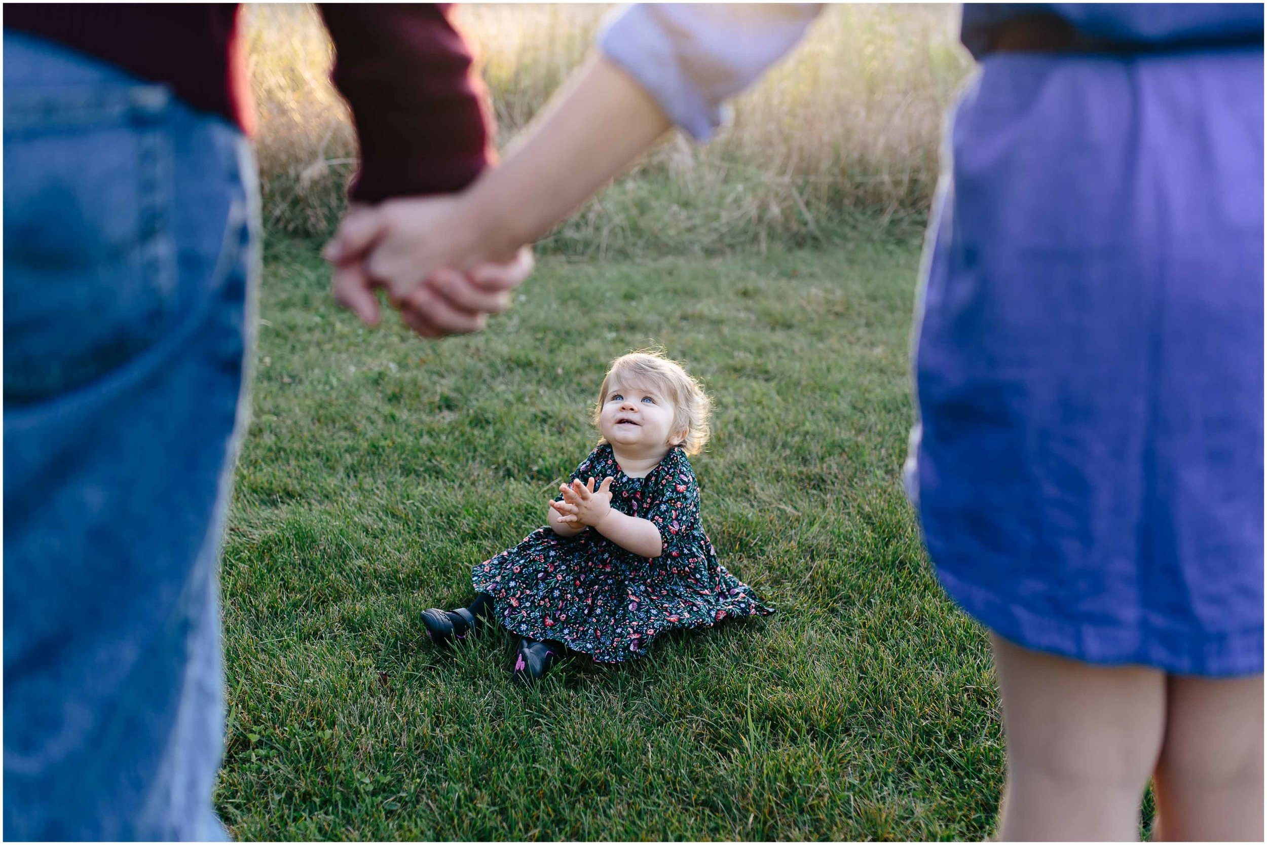 Magical Family Lifestyle Session at the New Hampshire Audubon McLane Center in Concord