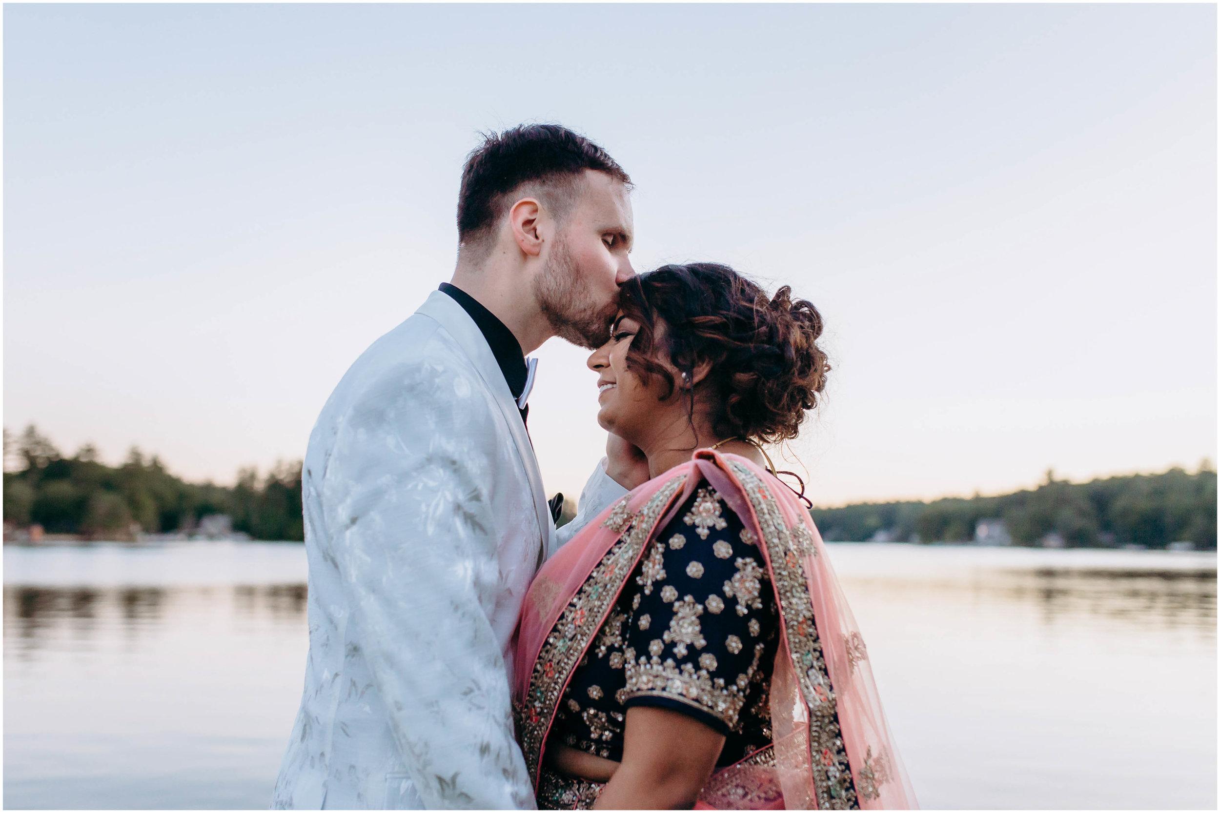 NH wedding photography, NH wedding photographer, wedding photographer NH, wedding photographers NH, wedding photography NH, Castleton, Windham, groom kissing bride's head