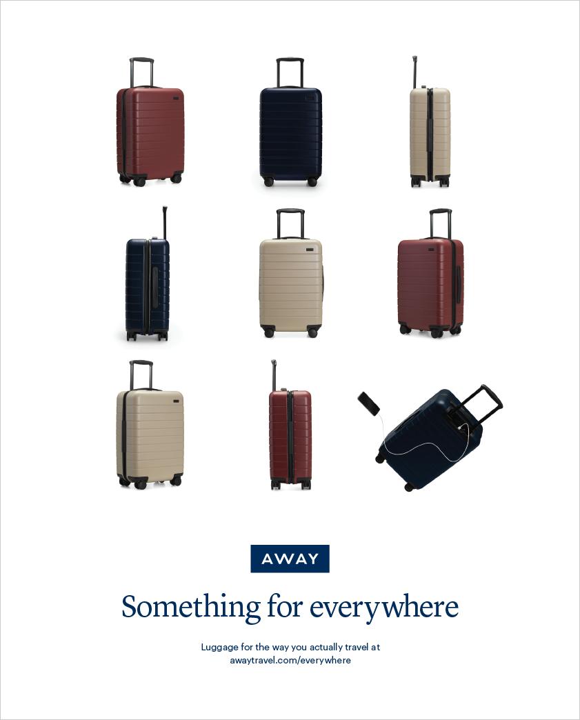 Fast Company Print Advertisement