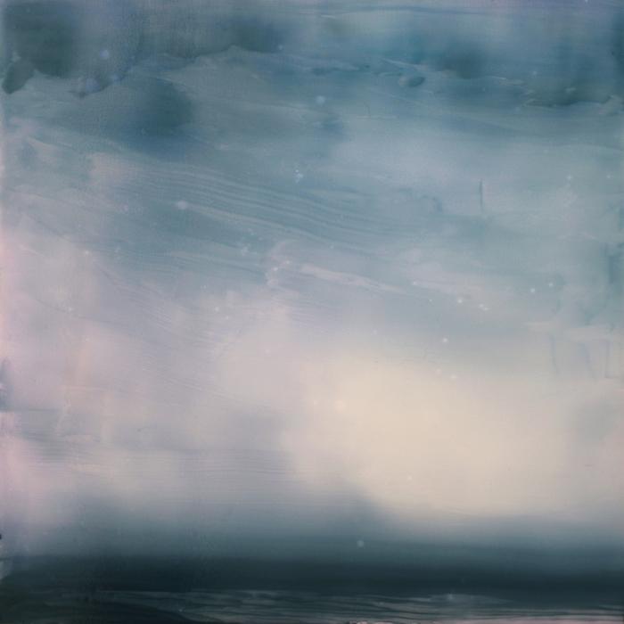 Brian Sostrom, Place , 2015  Acrylic  10 x 10 in.  $250