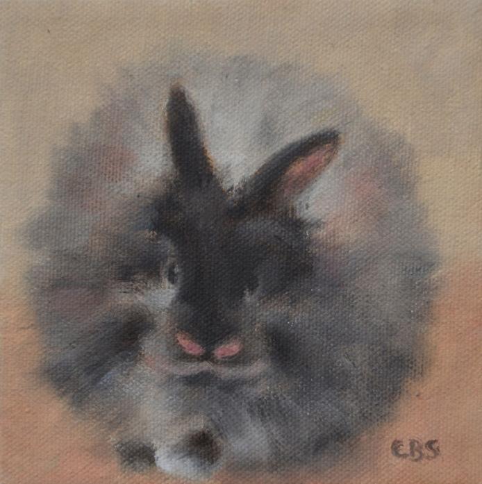 Casey Sheldon   Dandy Lion , 2013  Oil on canvas