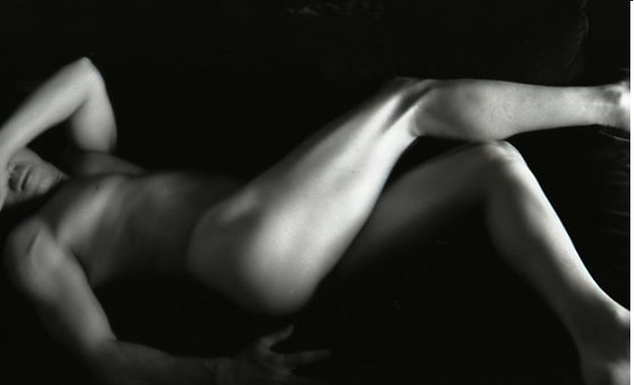 Kevin Starr      Nude on Couch No. 1 , 2011     Photograph from film