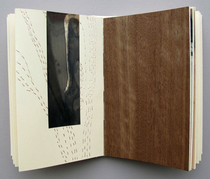 Mare Blocker   Archive , 2013  Artist's book, multiple signature, non-adhesive binding