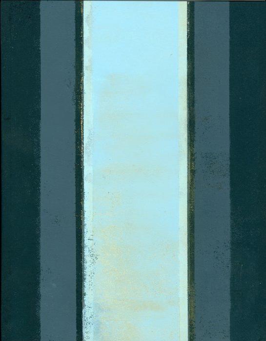 Sandra Westford      Doorway 1 , 2013    Acrylic on paper mounted on panel