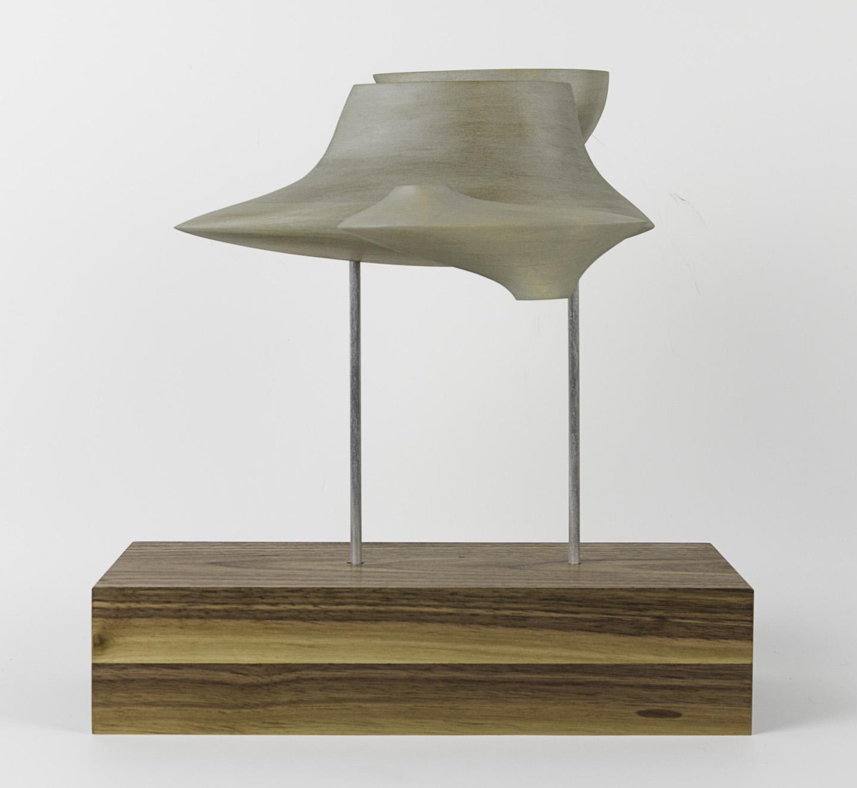 Matthew Sellars   Supra tidal #1 , 2011  Poplar, stain