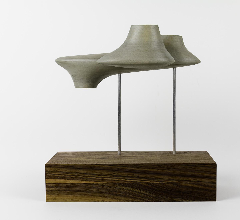 Matthew Sellars   Supra tidal #3 , 2011  Poplar, stain