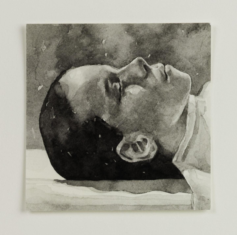 Samantha Scherer   06-112 , 2010  Watercolor
