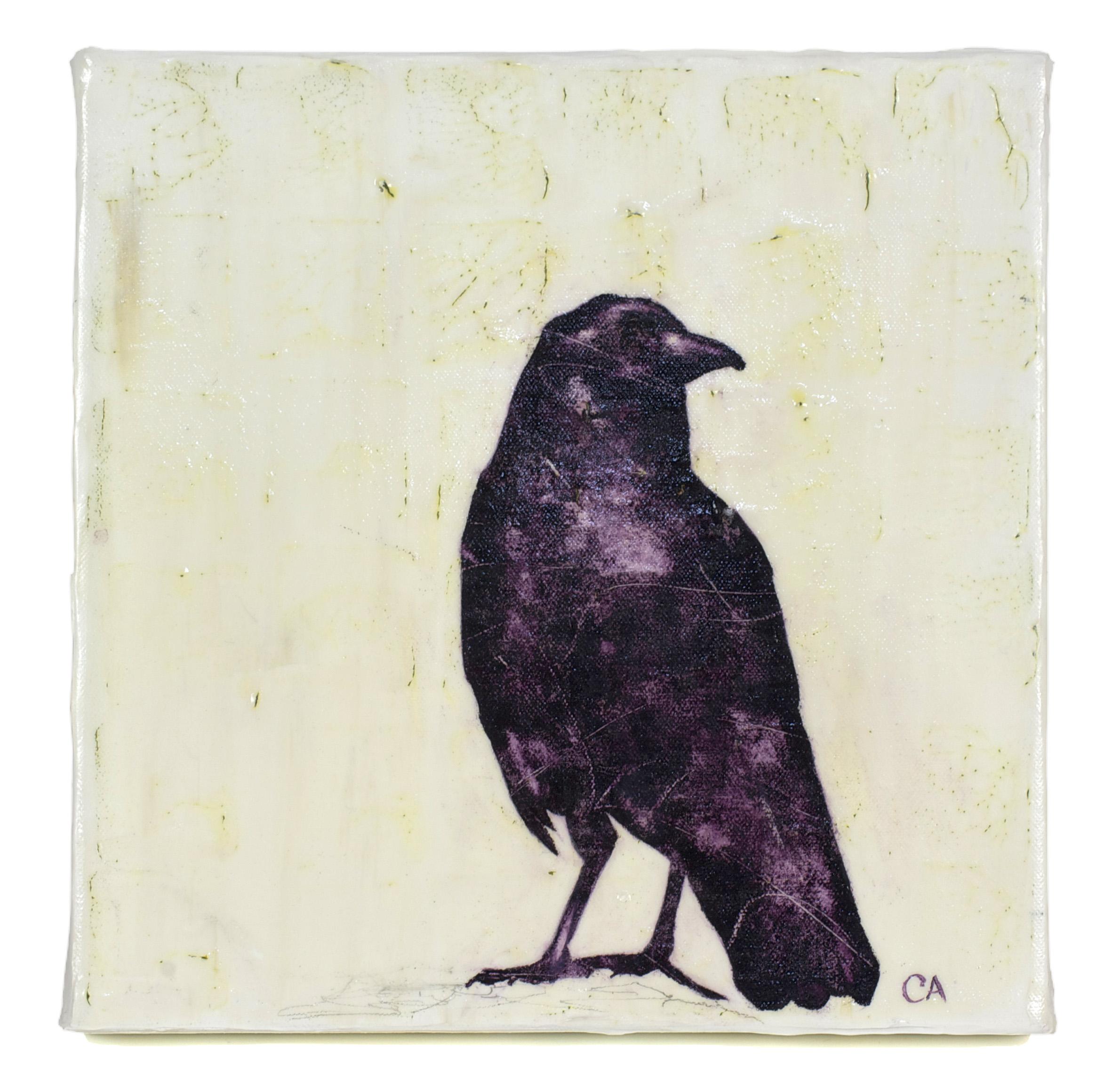Cara Astorquia   Story Teller , 2012  Acrylic on canvas