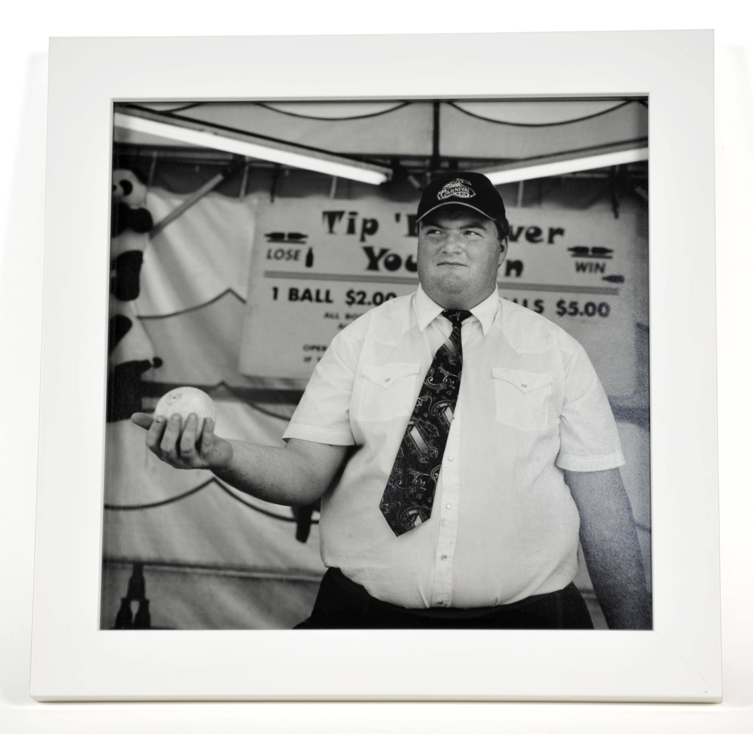 Carlos Rodriguez     Carnival, Othello WA , 2003  Photograph, silver gelatin print