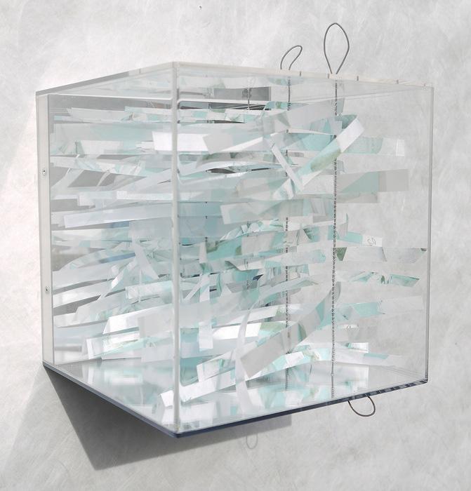 Ealish Wilson     Paper Ties , 2011  Mixed