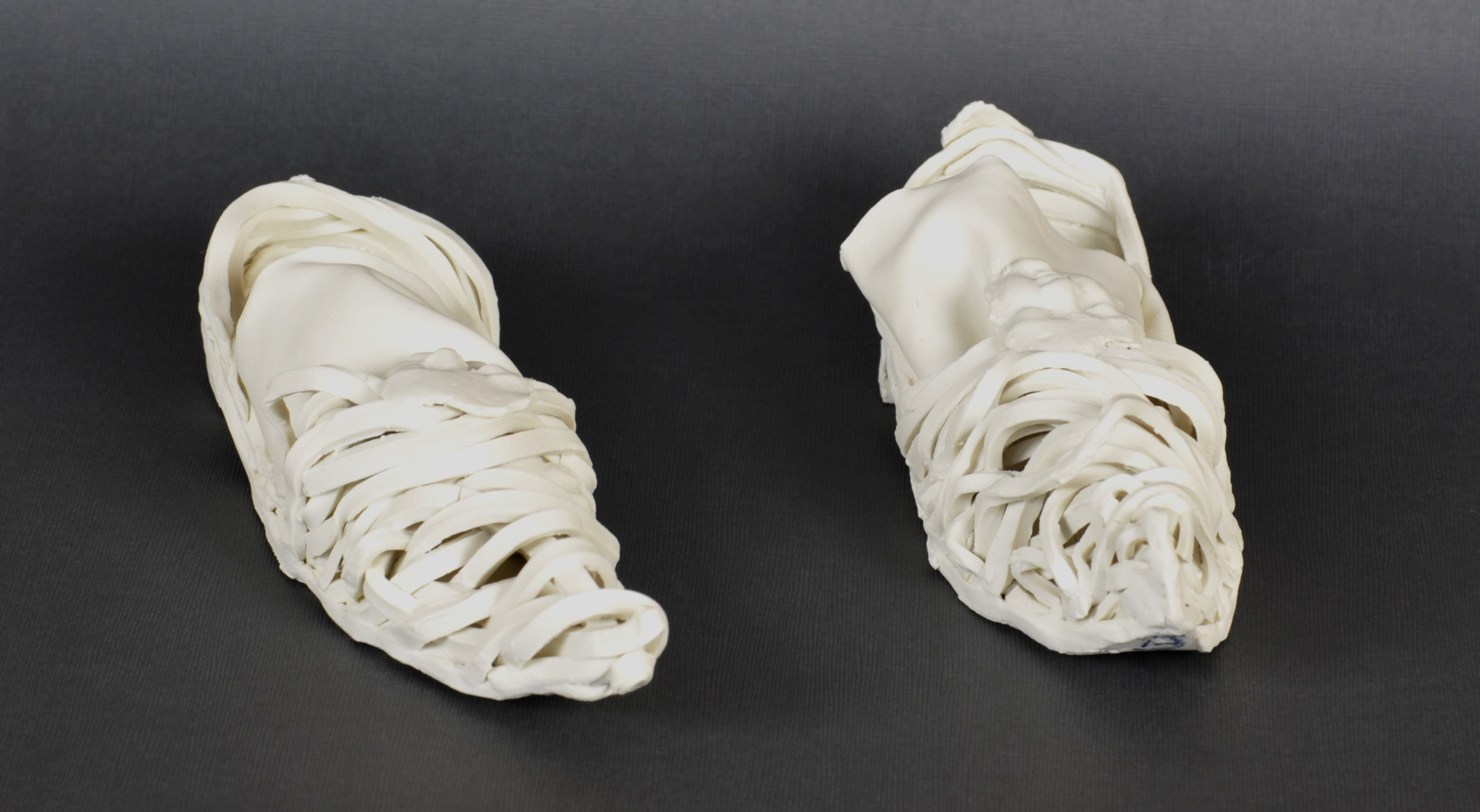 Inge Roberts     Augustine Nesting , 2011  Porcelain