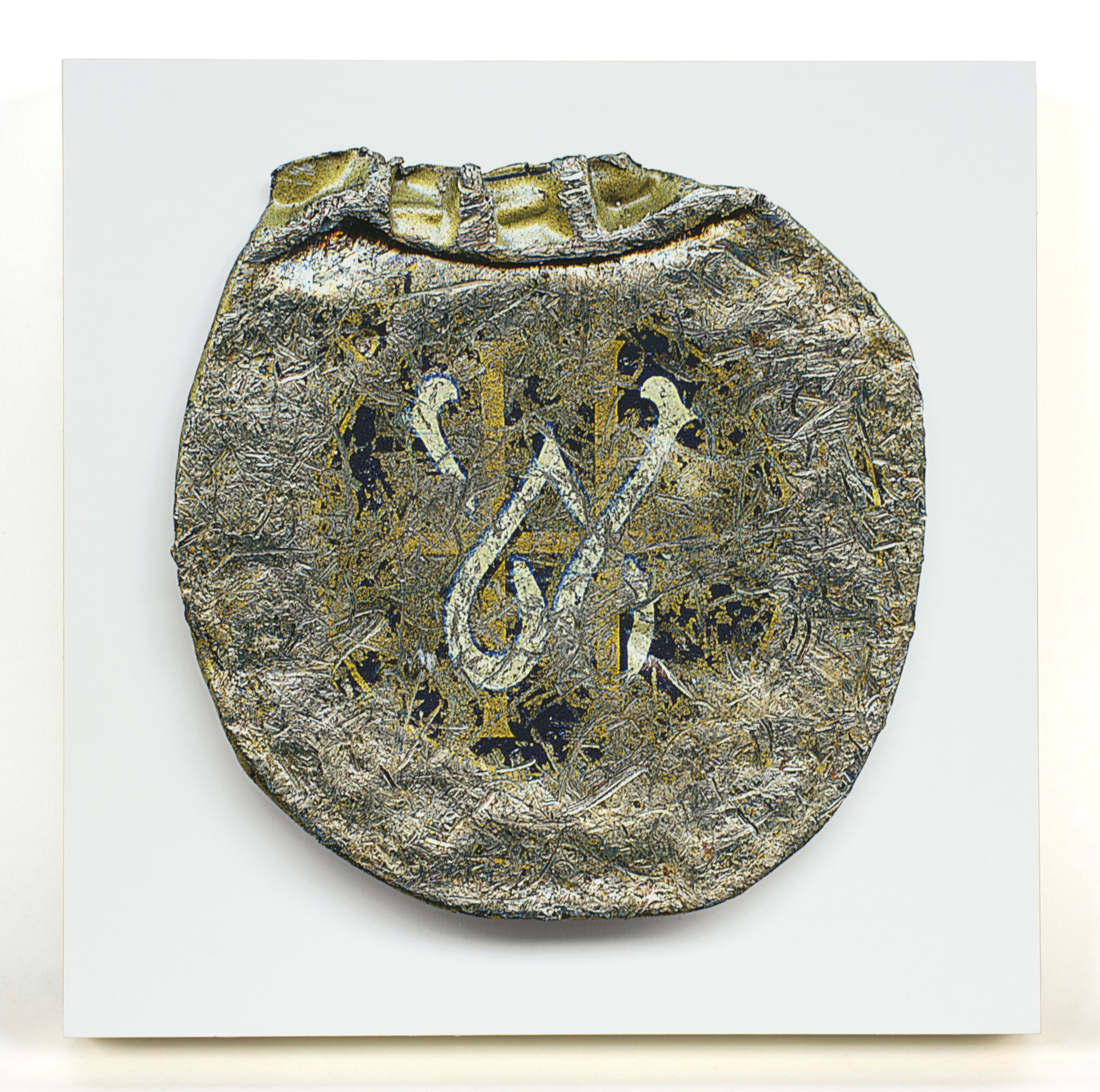 John Jenkins III     Untitled #  204   (  From the Bottle Cap Series  )  ,  2012  Archival inkjet print