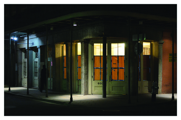 "R. Belanger      ""'600,' New Orleans, Louisiana"" , 2013    Photograph, digital pigment print"