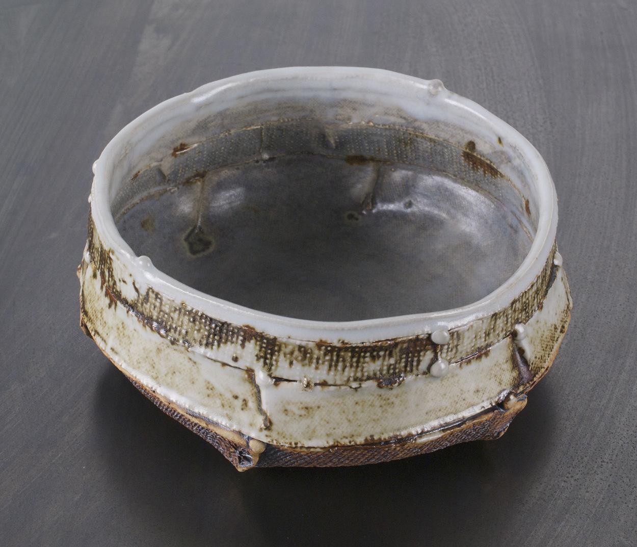 Mike Hiler   Ceramic Bowl , 2010  Ceramic  Courtesy of Rachel Dorn