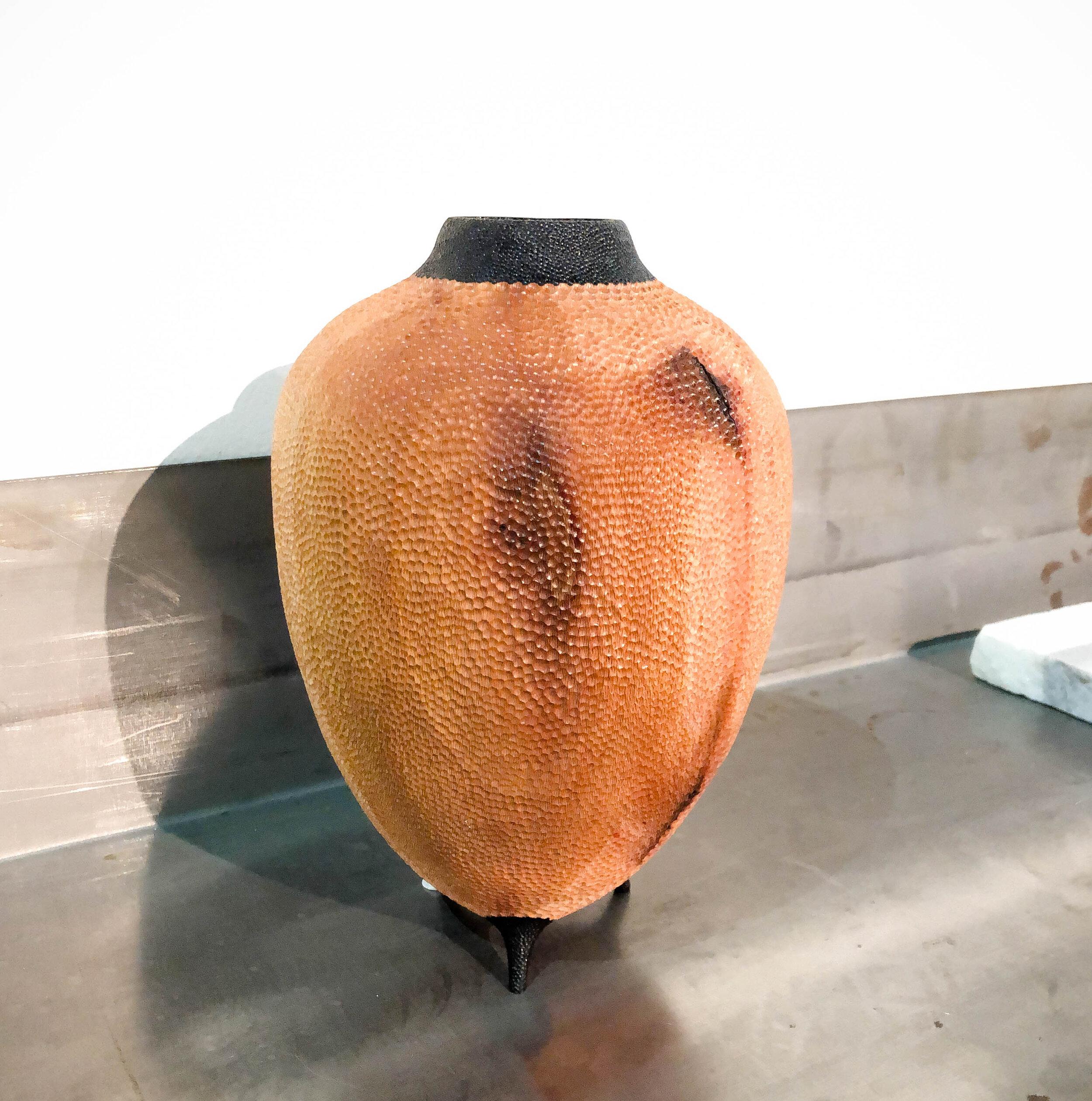 Heath Bateman  FACET-NATED, 2019  Wood (Sycamore)  Kennewick, WA