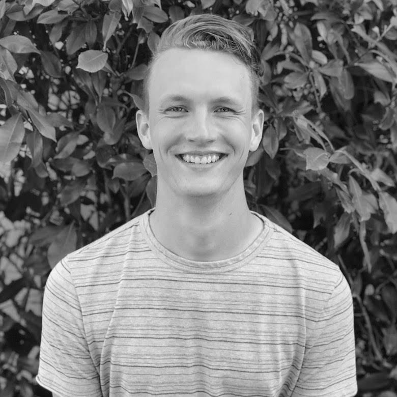 Tyler Carlson :  Student ministry intern   TYLER@marincovenant.org