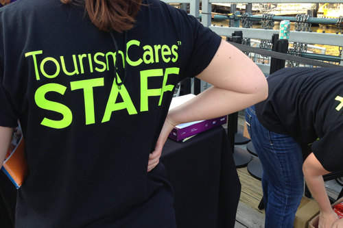 about tourism cares