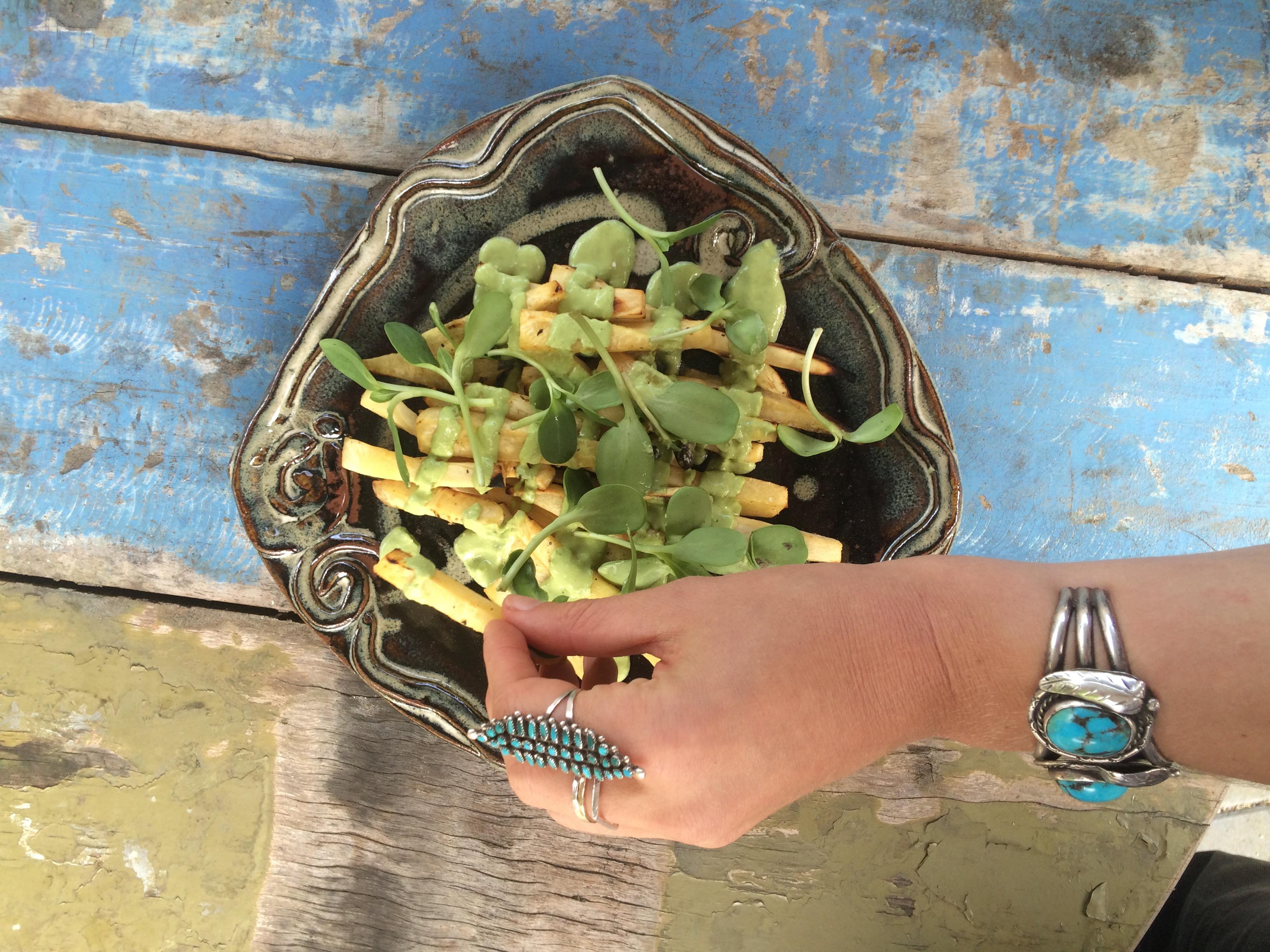 parsnipfries