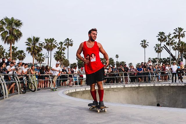 Skate Coast . . . #tbt #la #socal #losangeles_ig #venice #venicebeach #skatepark #skateboard #agameoftones #justgoshoot #ig_los_angeles #ig_masterpiece #conquer_la #illgrammers #moodygrams #killeverygram #streetdreammag