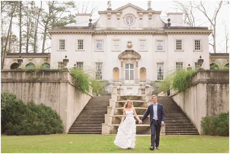 Atlanta Wedding Photographer - Krista Turner Photography - Swan House Wedding Engagement (96 of 102).jpg