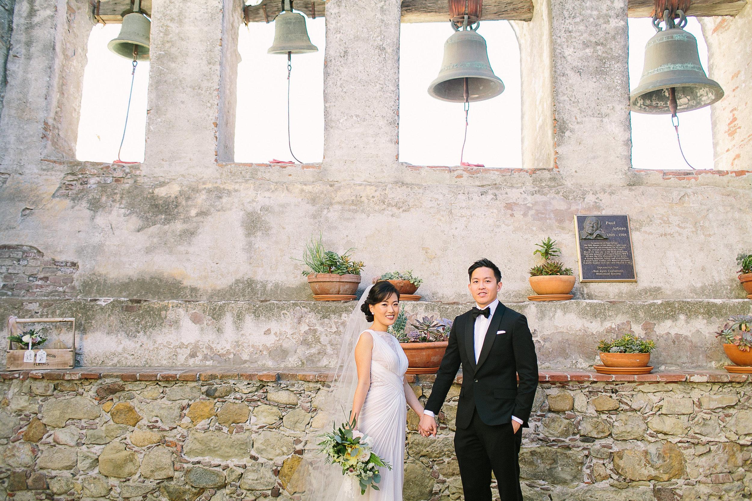 Junie & Eric | Franciscan Gardens Wedding