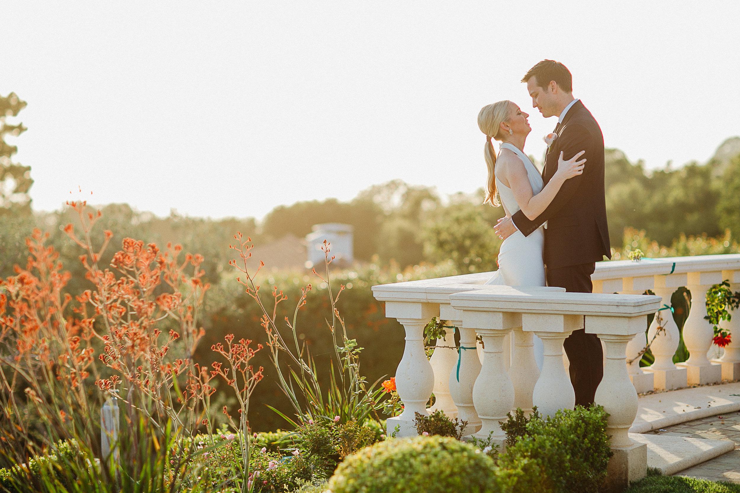 Laura & Vic | Montecito Private Estate Wedding