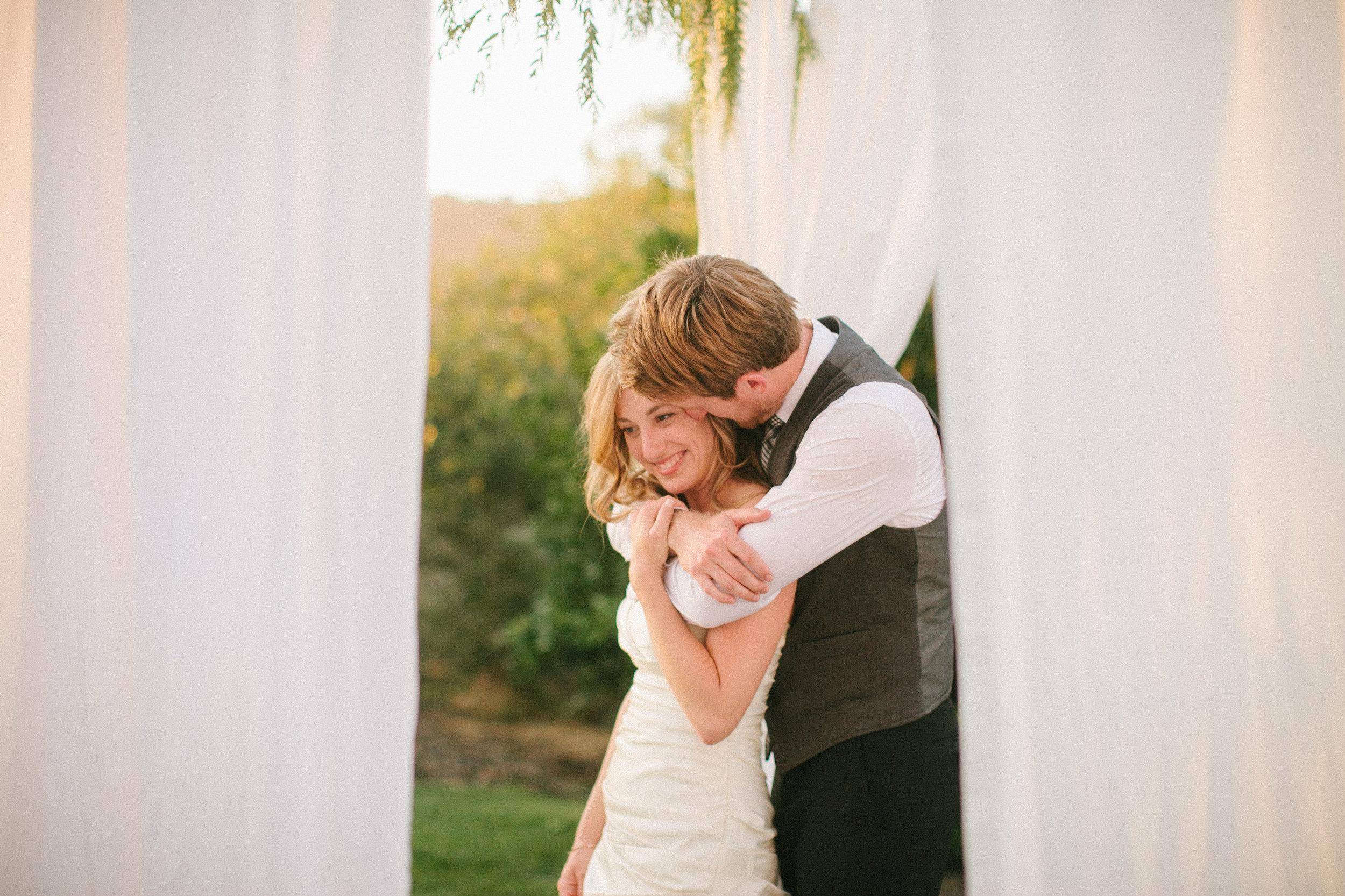 Lindsey & Clint | Dana Powers House Wedding