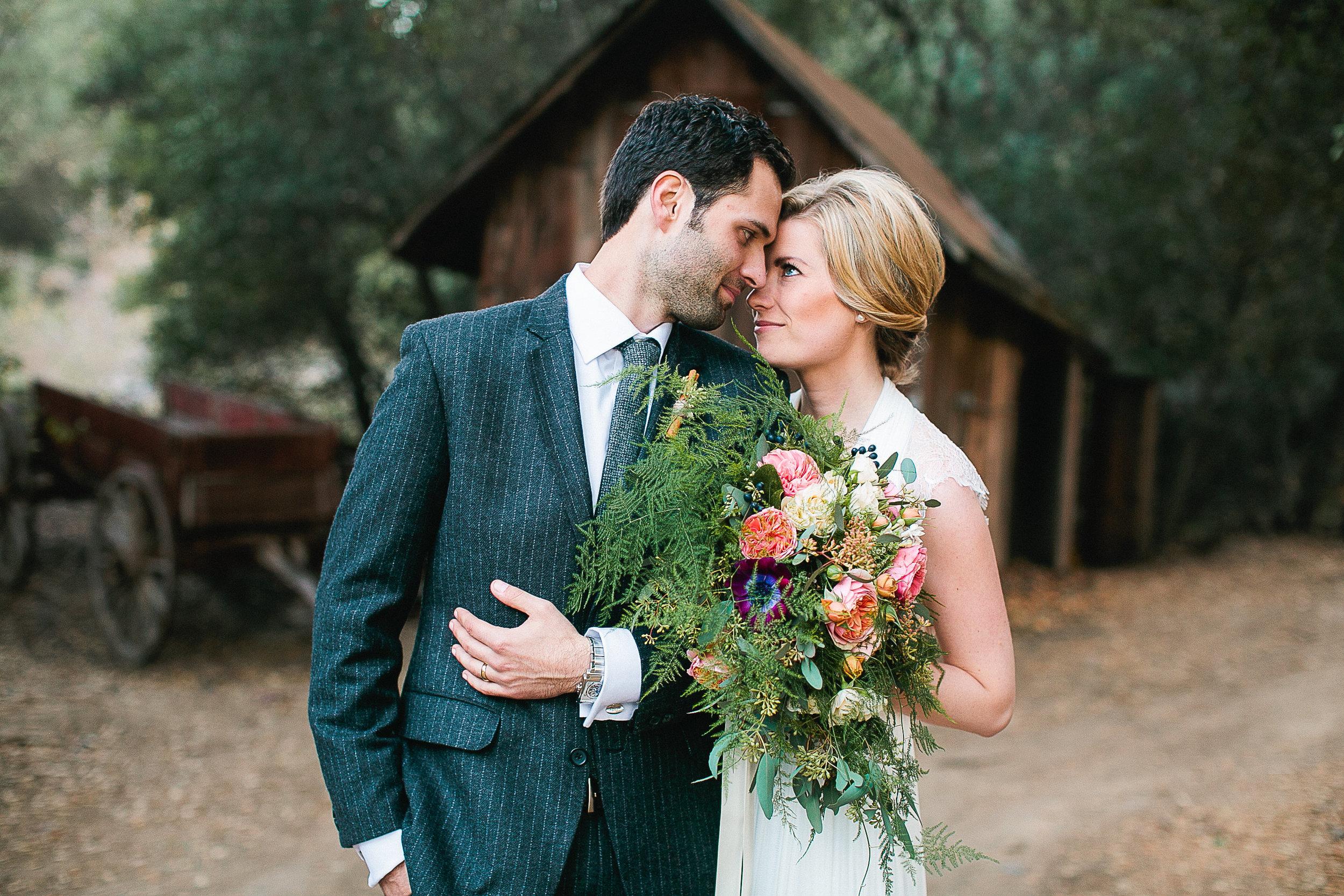 Stephanie & Andy | Temecula Creek Inn Wedding