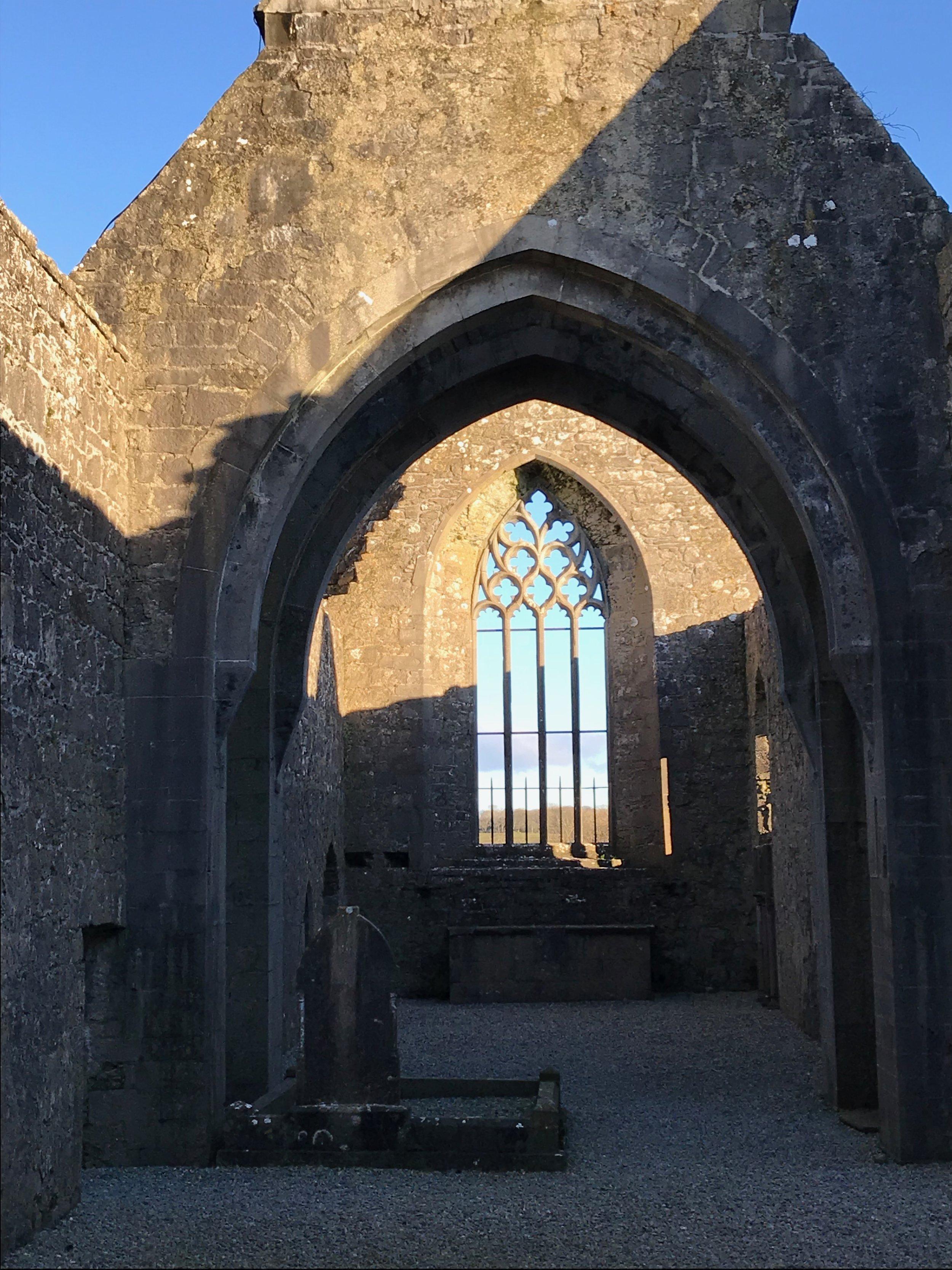 Rosserk Abbey