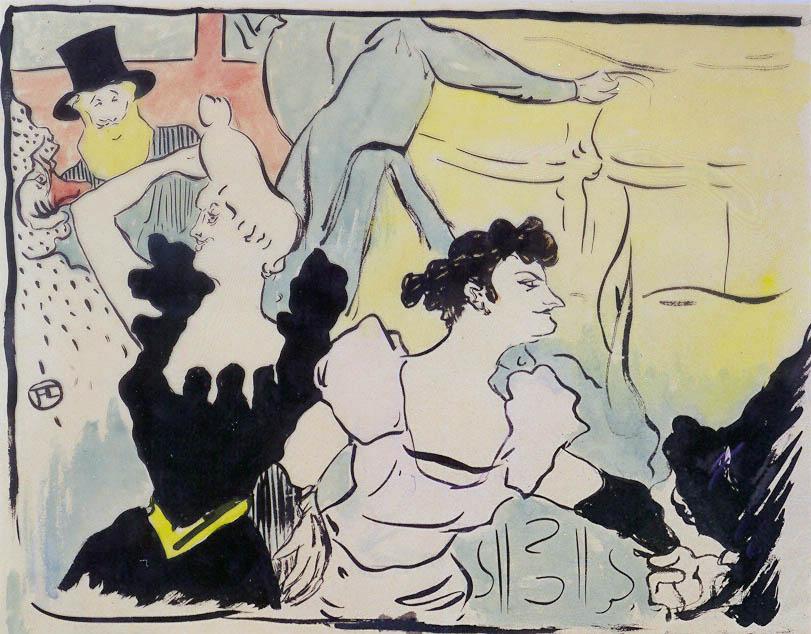 Au bal masque-les fetes Parisiennes-nouveaux confettis, 1892