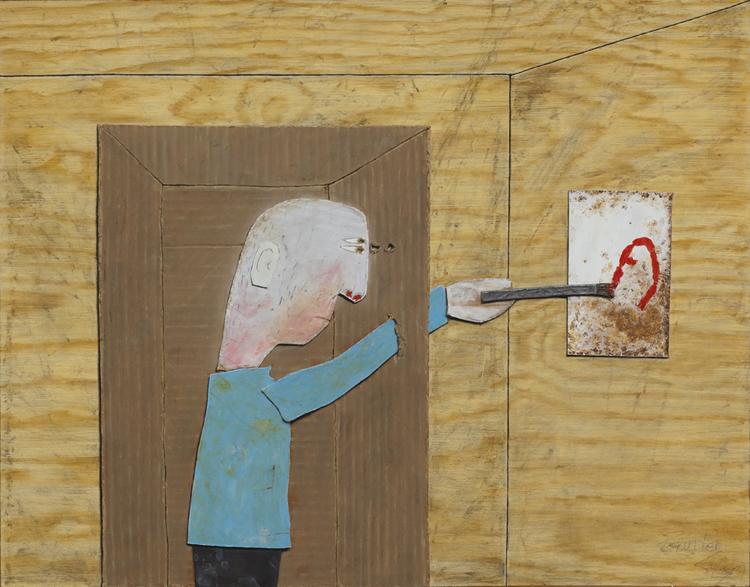 Painter, 1994