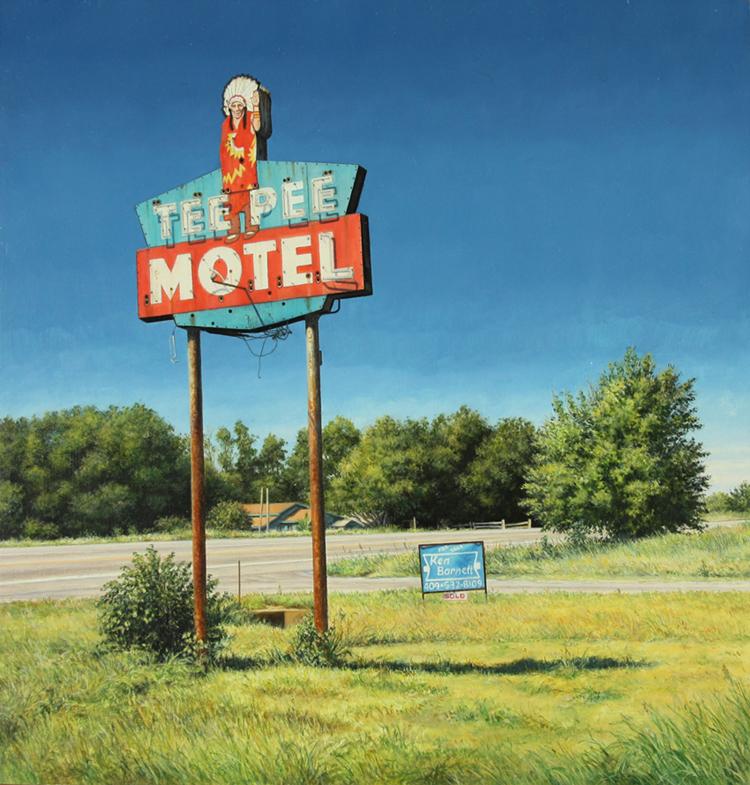 Tee Pee Motel, 2000