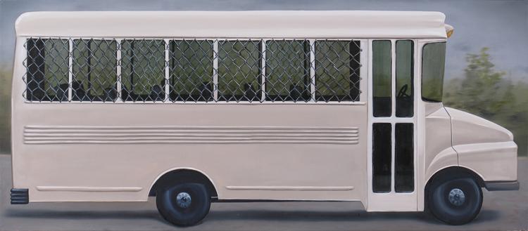 Prison Bus, 2014