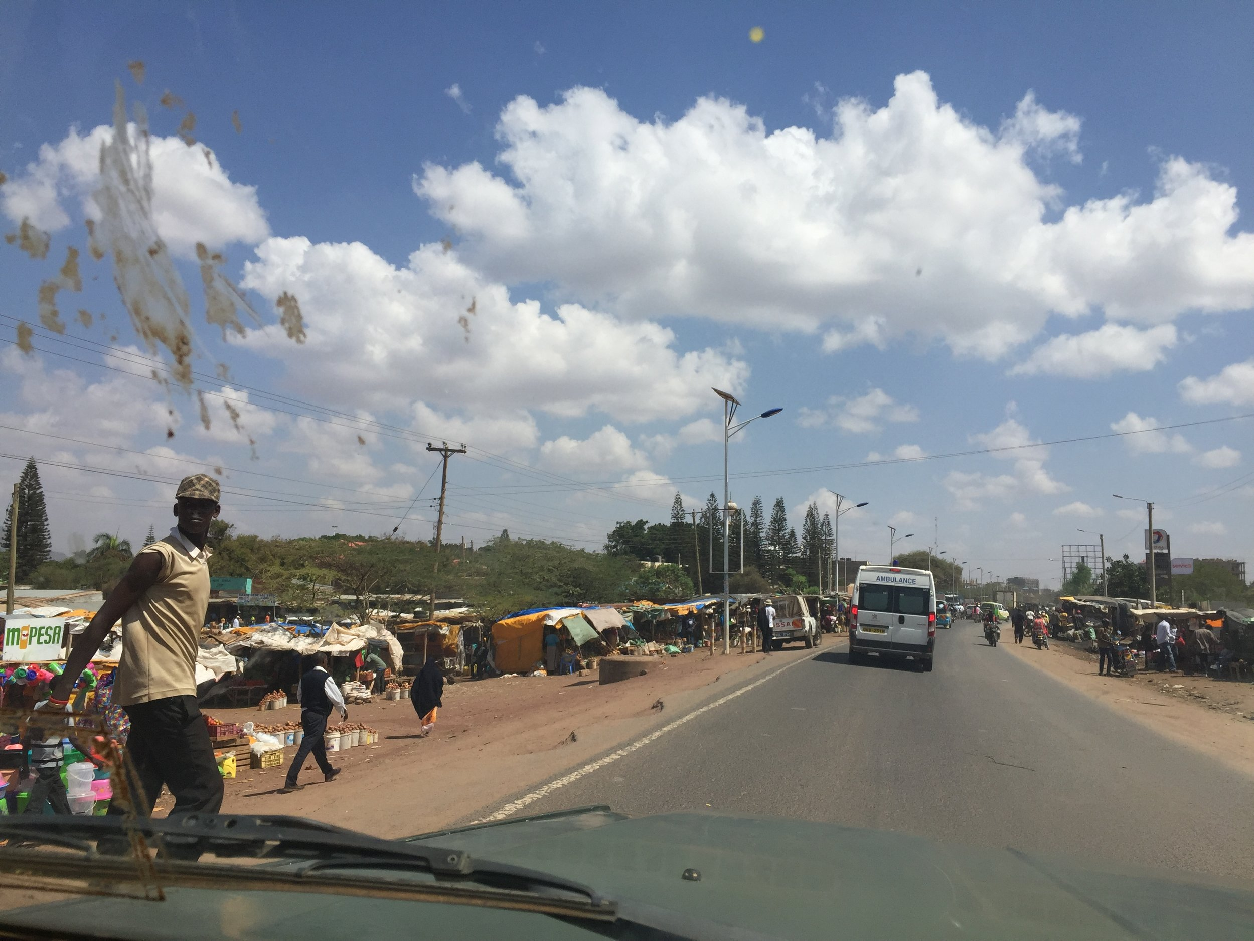 Isiolo City Centre