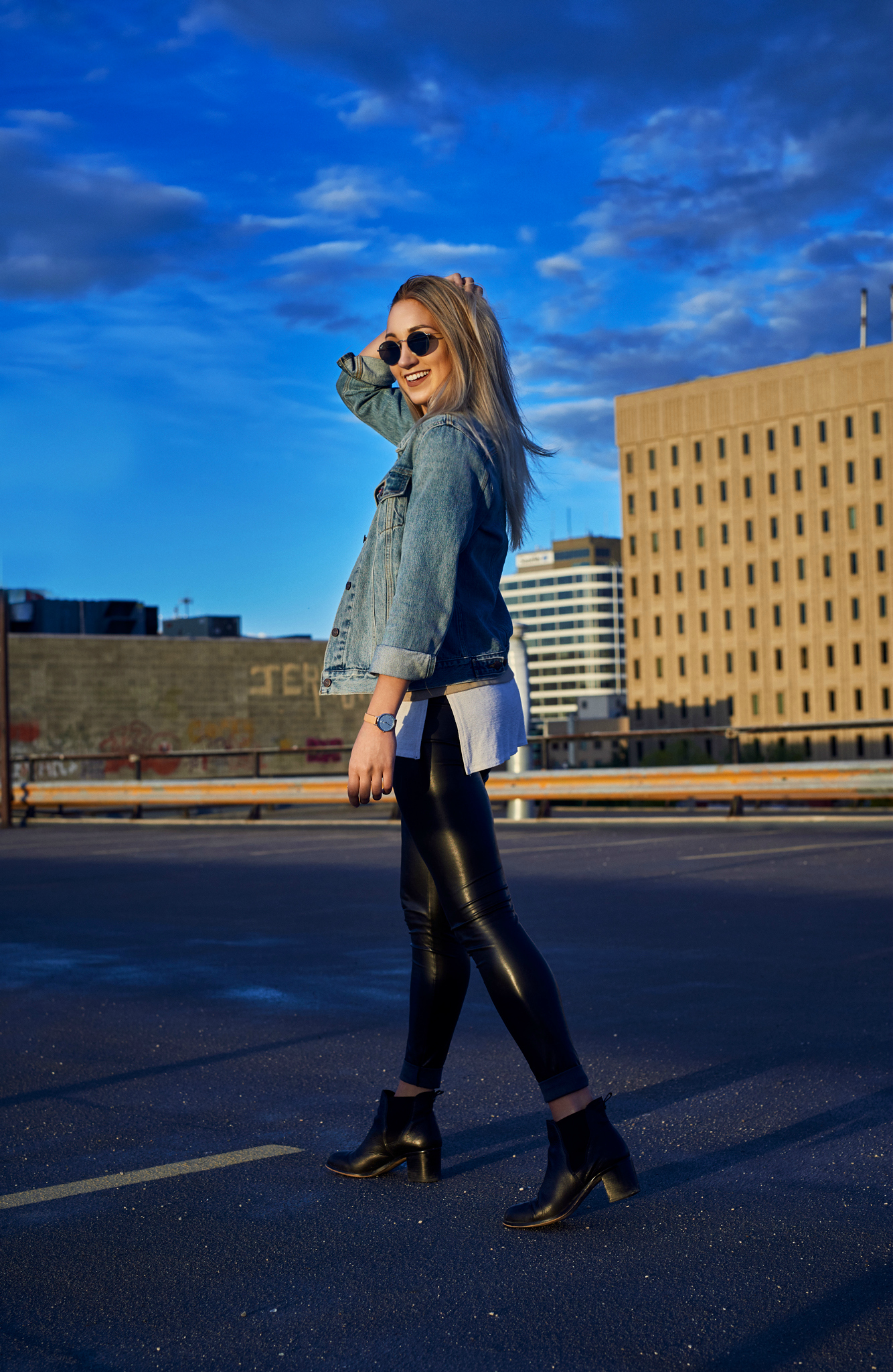 brittany lauren saskatoon fashion blogger spareparts aritzia ootd