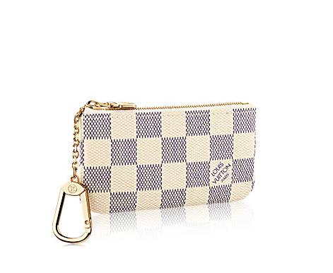 Louis Vuitton Key Pouch, $235