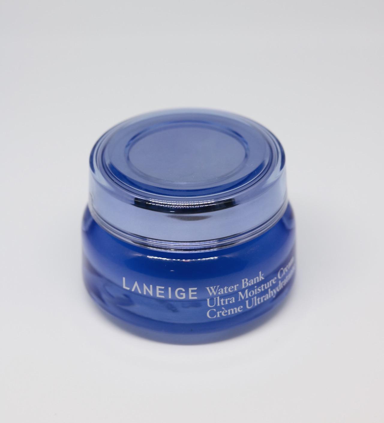 laneige water bank ultra moisture cream brittanylaurens brittany lauren saskatoon blogger canadian fashion beauty