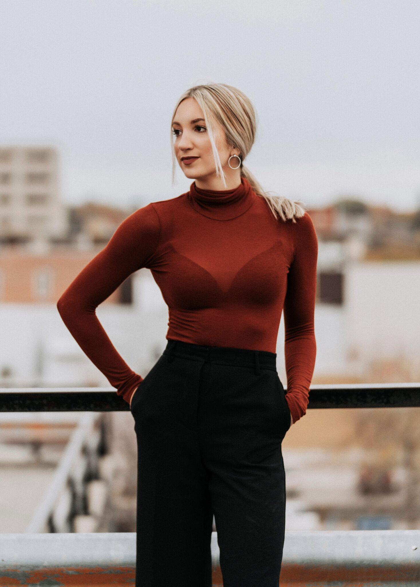 brittany laurén brittanylaurens saskatoon saskatchewan canada fashion ootd style inspiration aritzia blogger youtuber