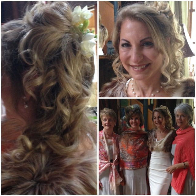 Wedding #Updo by Heather