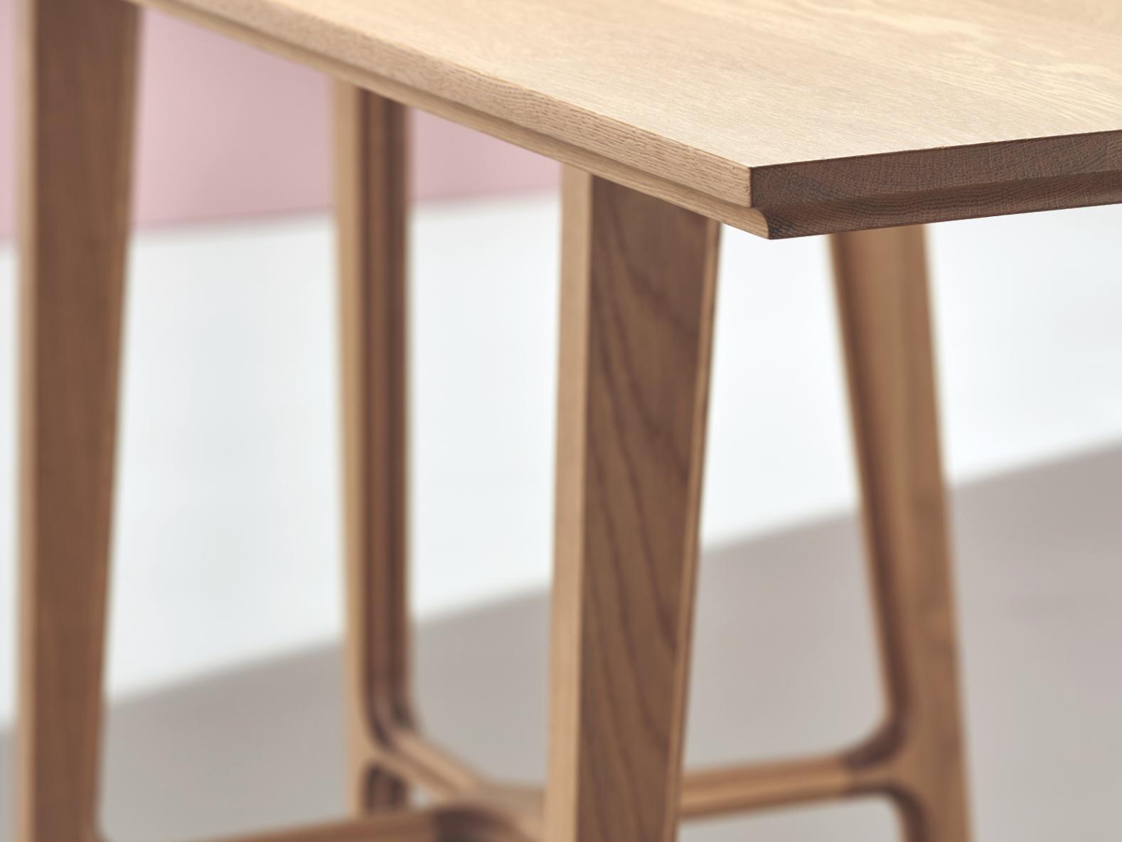 Cumberland Furniture Revo table details