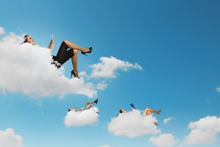Mindlessness-people-floating-on-clouds.jpg