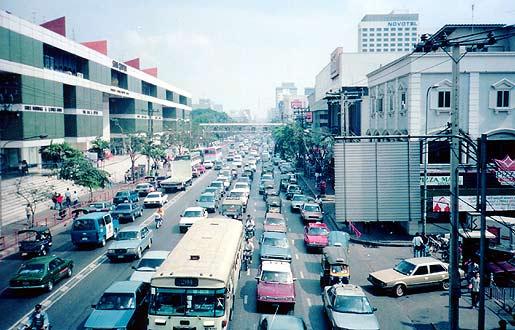 Siam Square 1992